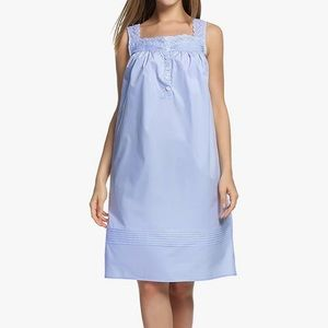 💫Hotouch Cotton Sleeveless Nightgown💫